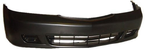 OE Replacement Honda Odyssey Front Bumper Cover (Partslink Number HO1000183)