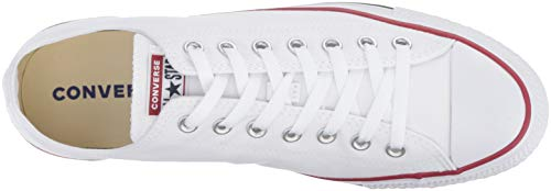 All Optical Blanco Converse unisex Hi White Star Zapatillas 6RxAqOd