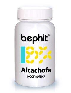 ALCACHOFA (Alcachofera, Boldo, Rábano negro, Cardo Mariano) BEPHIT - 80 cápsulas