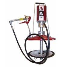 Pump Drum Pneumatic (Alemite 9911-J Pneumatic Portable RAM Pump, 35 lb Drum Size, 3/8