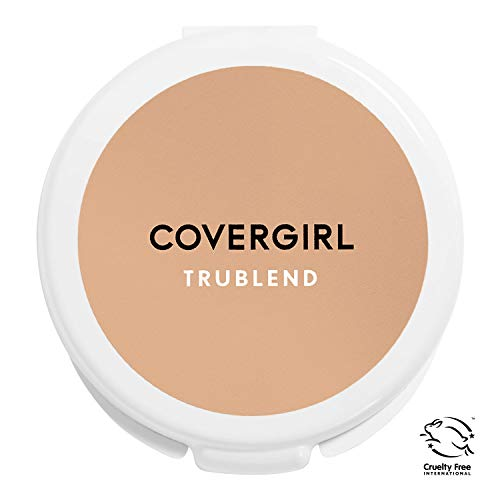 COVERGIRL TruBlend Blendable Translucent Packaging