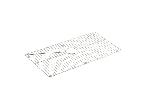 Kohler K-6474-ST Vault Bottom Basin Rack, Stainless Steel,One Size