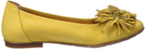 Giallo Sabrinas Ballerine Yellow Punta Chiusa Versalles Donna q6XW6wgR