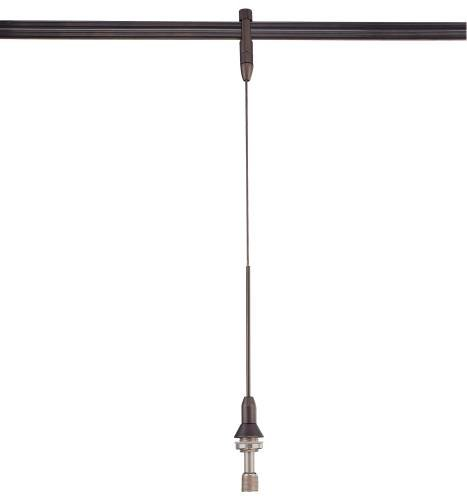 467 George Kovacs Pendant - Minka George Kovacs-One Light Sable Bronze Patina Down Mini Pendant-GKTH1011-467