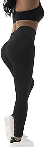女性のフィットネスレギンスフィットネスパンツを実行しているハイウエストのフィットネスヨガスポーツ (Color : C, Size : S)