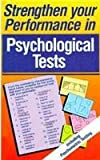 img - for Strengthen Your Performance in Psychological Tests book / textbook / text book