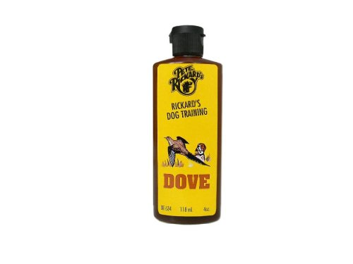 Pete Rickard's Dog Training Dove Scent, 4-Ounce (Dove Scent)