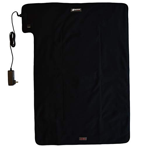 36' x 24' XXL Venture Heat Far Infrared Heating Pad for Pain Relief - Drug Free FDA Registered...