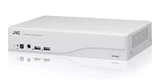 JVC KENWOOD HD画質(720P)での鮮明記録を実現 4ch 1TB ハイブリッドレコーダー vr-a400 (別途カメラ必要)オリジナル布ダストカバー [プレゼント セット]   B073SG45KS