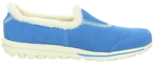 Skechers Performance Mujeres Go Walk Toasty Slip-on Blue