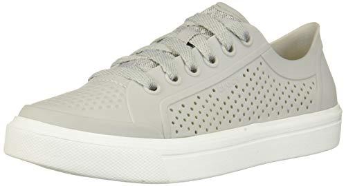 Crocs Womens Citilane Roka Metallic Slip On Sneaker