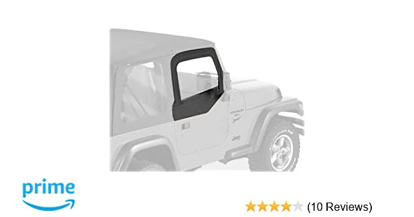 New Passenger Side Half Door Weatherstrip Seal For Jeep Wrangler TJ 1997-2006