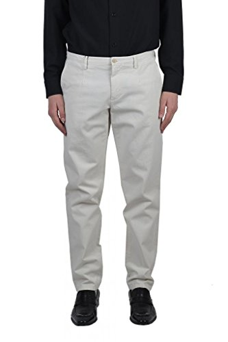 - Dolce & Gabbana Men's Cream Casual Pants US 36 IT 52;