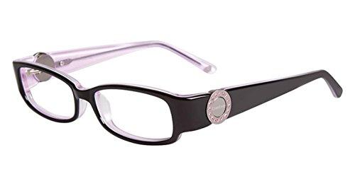 BEBE Monture lunettes de vue BB5043 011 Noir/Rose vif 50MM