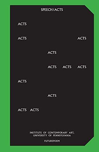 Speech/Acts