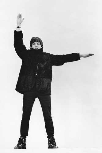Paul McCartney in Help! 24x36 - Mccartney Paul Poster