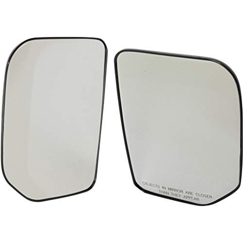 For Toyota FJ Cruiser Mirror Glass 2007-2014 Driver