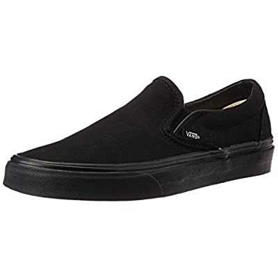 Vans (Black, 8.5 B(M) US Women / 7 D(M) US Men) | Fashion Sneakers