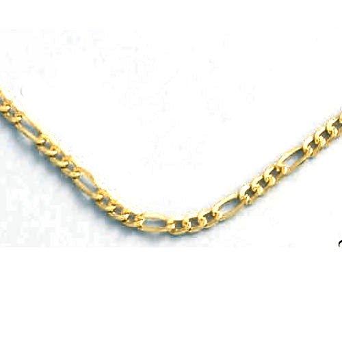 Chaîne pour Homme et Femme - Or jaune 750/1000 (18kt)