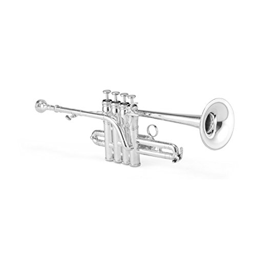 Jupiter XO Professional Piccolo Trumpet with Rose Brass Bell 1700RS by Jupiter
