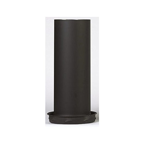 Selkirk Single Wall Dripless Smoke Pipe Adapter With Coupler 6