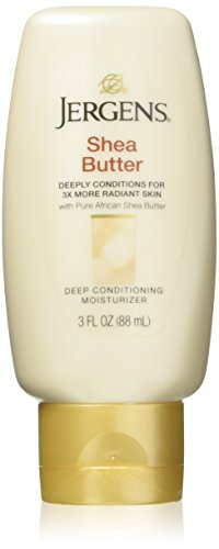 Jergens Butter Moisturizer - Jergens Shea Butter Deep Conditioning Moisturizer By Jergens for Unisex - 3 Oz Moisturizer, 3 Ounce