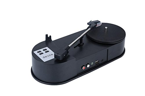 Turntable Portable Mini USB Vinyl Turntable Record for sale  Delivered anywhere in USA