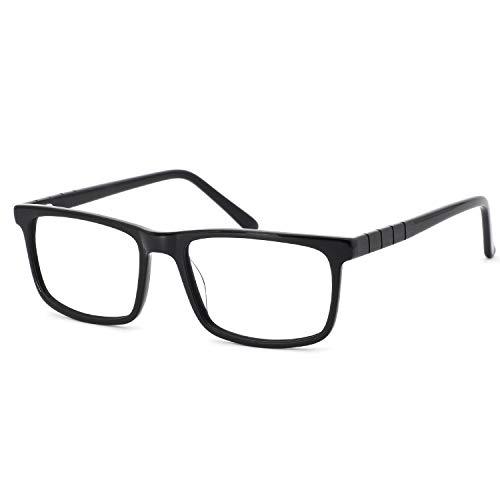 OCCI CHIARI Non-Prescription Eyewear Frame Clear Eyeglasses Men Optical Glasses RX ()