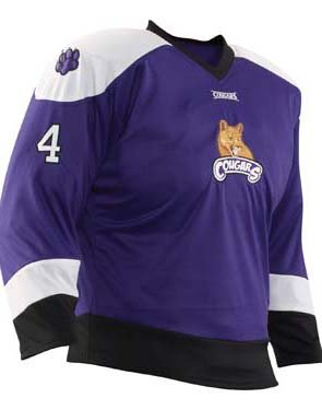 62c8d2c91 Amazon.com  Adult Ricochet Reversible Hockey Jersey (Large)  Clothing