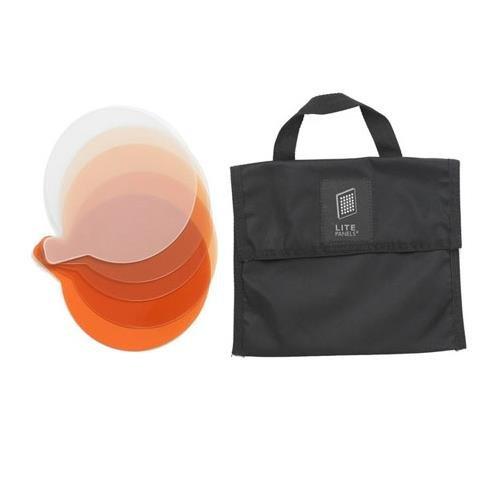 Litepanels Gel Filter Set (5-Piece) with Bag for Sola 4 by Lite Panels