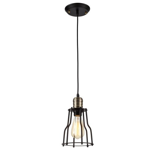 Red And Black Pendant Lighting - 8
