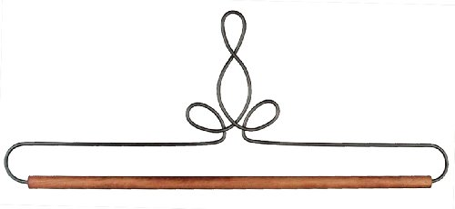 Ackfeld 12in Powder Coated Heirloom Hanger, 12