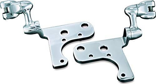 Kuryakyn 4579 Adjustable Cruise Peg Mount for Kawasaki Floorboards ()