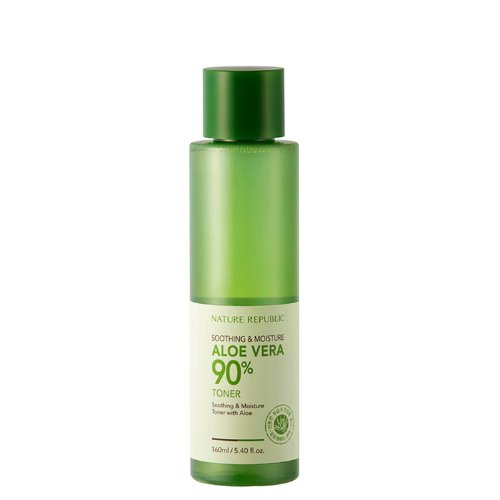 Nature Republic - Soothing & Moisture - Aloe Vera Toner - Facial Care ()