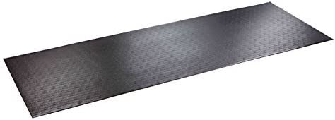 Supermatsソリッドp.v.c. Mat for Rowingマシン(3-feet X 8.5-feet) by SuperMats