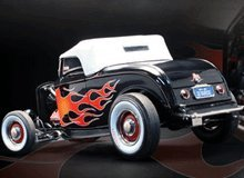 Hot Rod Cars Project ('32 Ford Coupe