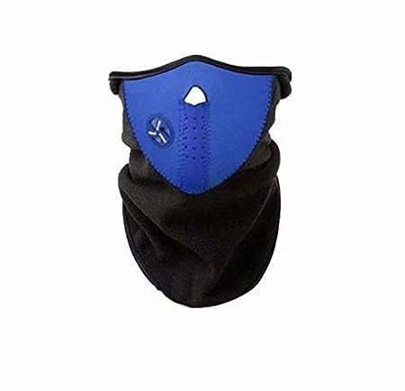1pc Bicicleta Máscara de viento Máscara Máscara Viento frío ...