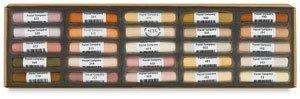 Mount Vision Pastel Company 25-Piece Flesh Tone Set