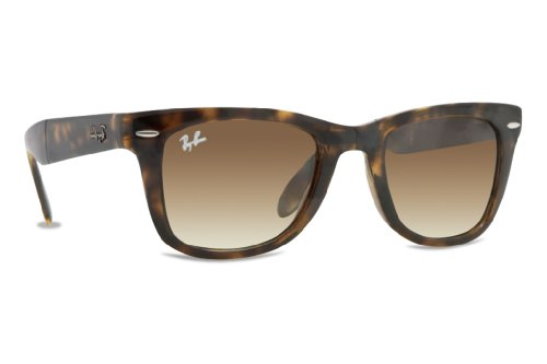 Sunglasses Ray Ban Brown - Ray Wayfarers Foldable Ban