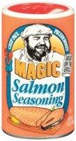 Chef Paul Prudhomme's Magic Salmon Seasoning 7 oz (Pack of 12)