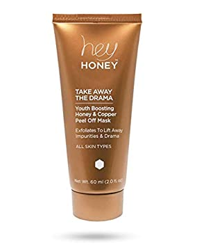 TAKE AWAY THE DRAMA – Anti-aging, Youth Boosting Honey and Copper Peel Off Mask – Hey Honey Skin Care