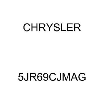 Genuine Chrysler Parts 5JH43TZZAF Driver Side Front Fender Flare