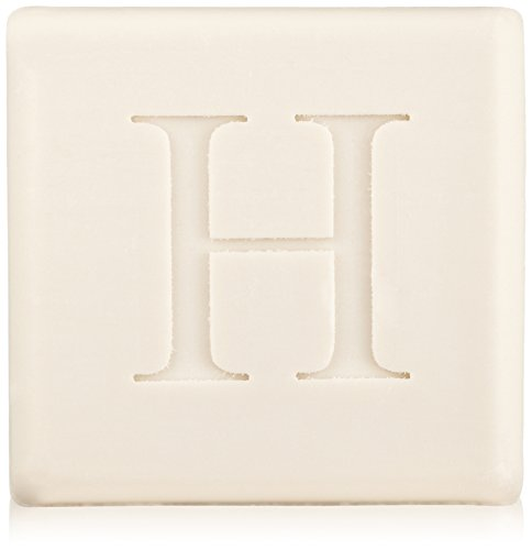 Gianna Rose Atelier Monogram Soap Bar- Personalized Gift Soap Decorative Soap For Bath All Natural Letter H, 5 oz