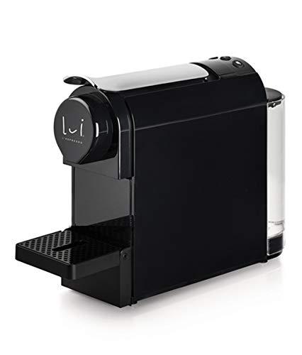 Lui Espresso Lux Black - Cafetera de monodosis (funciona solo con ...