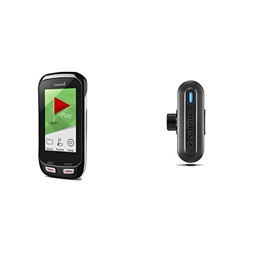 Garmin Approach G8 Golf Course GPS and TruSwing Golf Club Sensor Bundle by