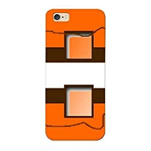 Fireingrass Fashion Protective Cleveland Browns Ohio Case Cover For Iphone 6 Plus by ruishername