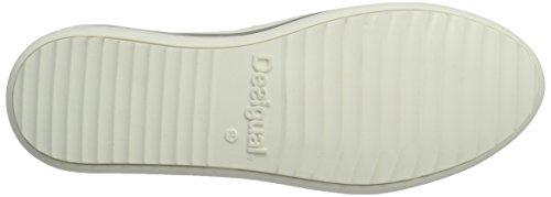 Bianco Ginnastica Desigual Funk Lace Scarpe Donna Blanco 1 da Basse Og8pwxgqX