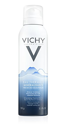 Vichy Mineralizing Thermal Water Spray, from French Volcanoes