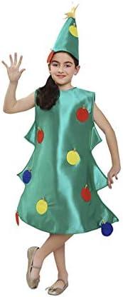 Disfraz de Árbol de Navidad para niños en varias tallas: Amazon.es ...