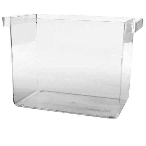 Clear Plastic Hanging File Organizer With Handles Buy